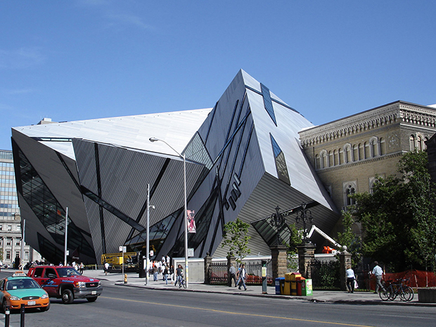 royal ontario museum toronto - Classical Modern Architecture